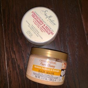 Deep Conditioners - Shea Moisture +Creme of Nature